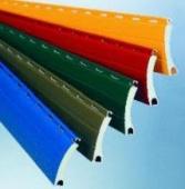Lamelela din aluminiu in diverse culori